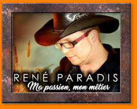 René Paradis,country,radio