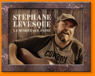 Stéphane lévesque,country,radio