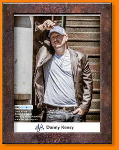 Danny Kensy,country,radio