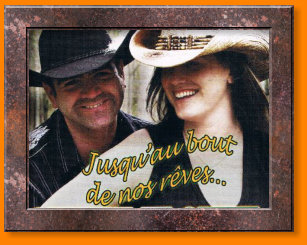 Claudia et Steve,country,radio