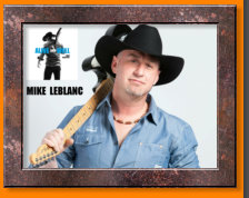 Mike Leblanc,country,radio