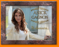 Anick Gagnon,country,radio