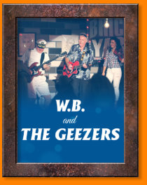 W.B. and The Geezer,country,musique
