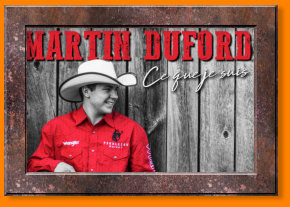 Martin Duford,chanteur country,radio,musique