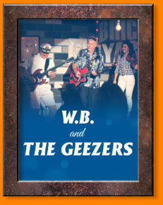 W.B. and The Geezers