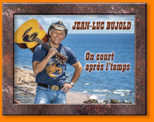 Jean-Luc Bujold,chanteur country