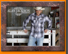 Keven Brassard,country, Alan Jackson Experience
